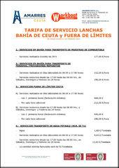 Servicio de Lanchas